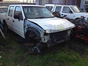 Wrecking Holden Rodeo Dual Cab, 1996 dual fuel lpg Sunshine North Brimbank Area Preview
