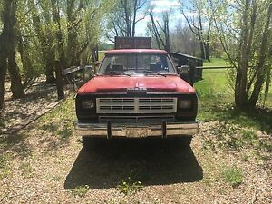 1990 W150 Dodge Power Ram 4X4