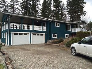 House for sale south of Quesnel.