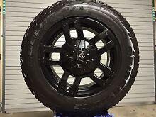 "V8 16"" Heavy Duty 4WD type Mags 5x100  Auburn Auburn Area Preview"