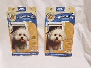 2 x MEDIUM SIZE DOG PET DOORS Darch Wanneroo Area Preview