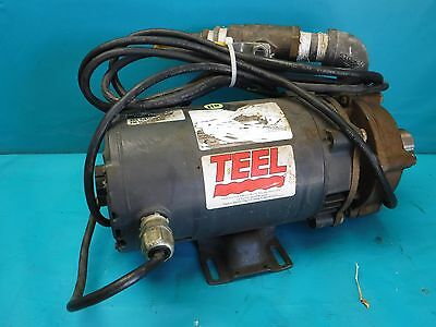 Used Teel Pump Ip790 110 V