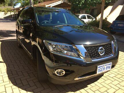 Nissan Pathfinder Ti 2016