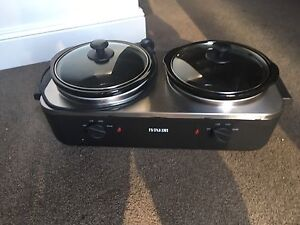 Maxkon Double Slow Cooker Neutral Bay North Sydney Area Preview