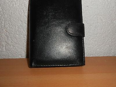 Geldbörse Herren Accessoires Geldbeutel Portemonnaie Portmonee Leder LF 1