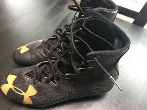Lacrosse Football Cleats Size 9