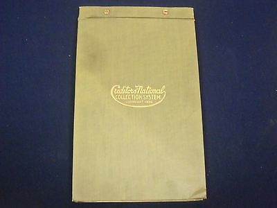 1926 CREDITORS' NATIONAL COLLECTION SYSTEM BOOK - FORMS - NOTICES  - J 1899