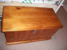 Timber blanket or toy box Kurrajong Hawkesbury Area Preview