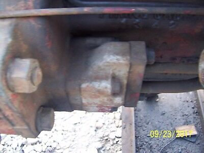 Internationalfarmall Cub Tractor Hydraulic Pump
