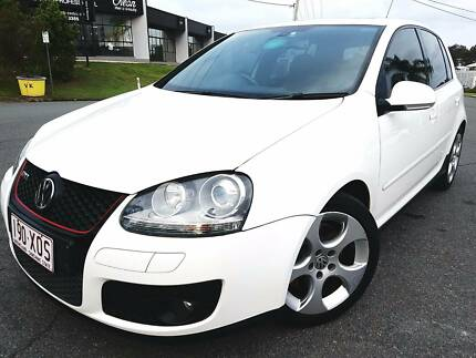 VW GOLF GTI HATCH, AUTO, REGO, RWC, PPSR & FULL SERVICE HISTORY