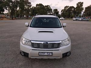 2010 Subaru forester diesal Bundoora Banyule Area Preview