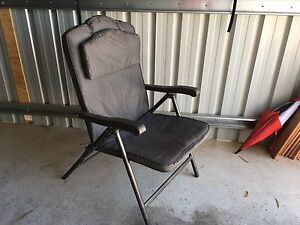 Coleman camp chairs Isabella Plains Tuggeranong Preview