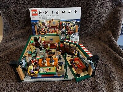 LEGO 21319 Friends Central Perk *No box * - Comes With Instructions - Nice Set!!