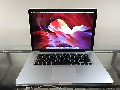Apple MacBook Pro 15 PRE-RETINA NEW UPGRADE 4GB RAM 1TB SSD HYB~ 3 YEAR WARRANTY