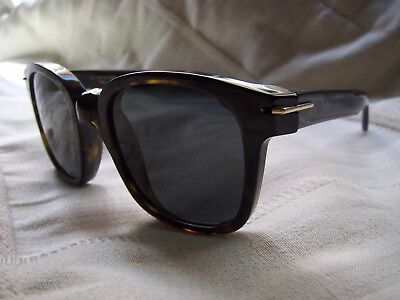Givenchy 50mm Square Sunglasses Fit Guide DARK HAVANA (Sunglasses Fit Guide)