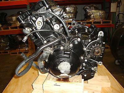 06 TRIUMPH SPEED FOUR 600cc ENGINE, MOTOR, 10,165 MILES, VIDEOS INSIDE #717-VTS