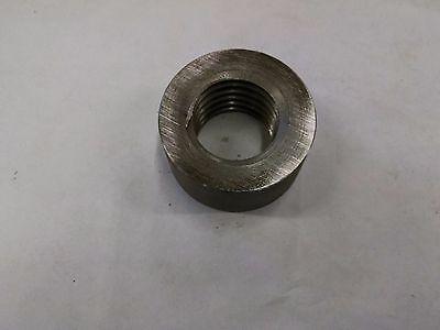 1-34 - 4 Tpi Rh Right Hand Acme Thread Round Collar Nut Carbon Steel 2g