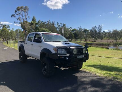 Toyota hilux sr 2008 Bossley Park Fairfield Area Preview