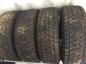 Bridgestone Winter Tires P265/70R18