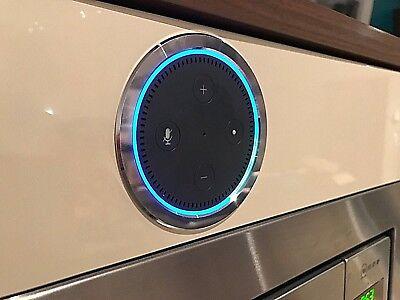 Echo Frame , Einbaurahmen für Amazon Echo Dot 2.Generation