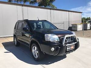 2003 Nissan X-trail Black Ti Luxury RWC/REGO DRIVE AWAY !! Capalaba West Brisbane South East Preview