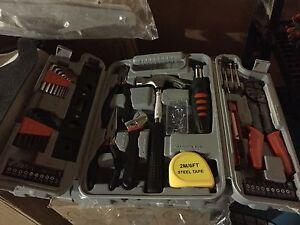 Garage insulation kit car seat, tool set..,