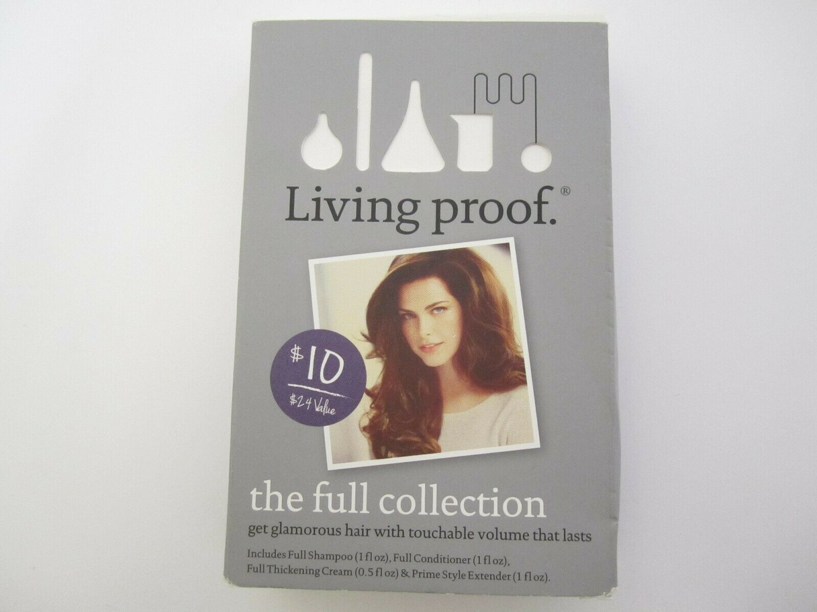 Living Proof Full Volume Collection Travel Size - 4 Hair Pro