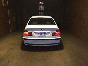 2001 BMW 325i e46