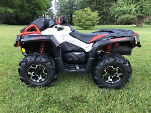 2017 Can-Am Outlander XMR 650