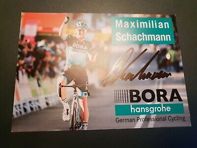 carte postale cyclisme 2019 maximiliam schachmann