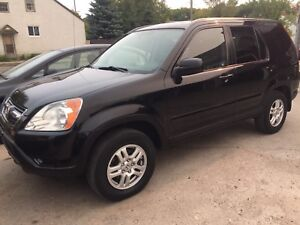 2004 Honda CR-V EX-L SUV, LEATHER SUNROOF NEW SAFETY CLEAN