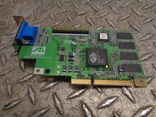 ATI 109-49800-11 PC BOARD VIDEO CARD
