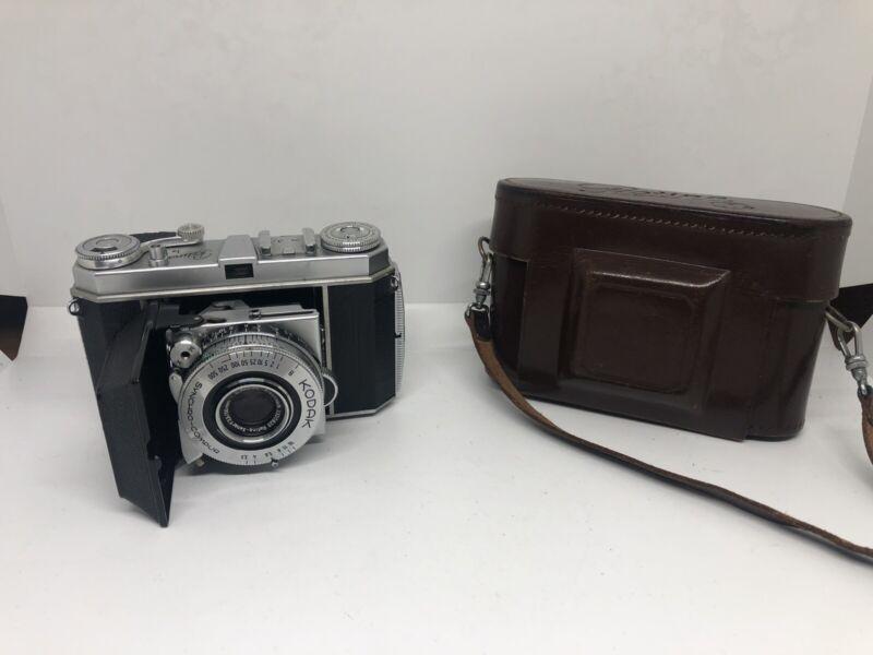 Kodak Retina IA Vintage 35mm Film Camera Tested Used Great Condition
