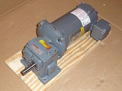 Baldor Motor Cdp3310 Boston Gear Speed Reducer Twf113a-900 Dm5 90vdc 9001 14hp
