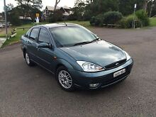 Ghia Ford Focus Sedan 2003 Coal Point Lake Macquarie Area Preview