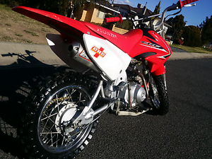 Honda crf 70 Inverell Inverell Area Preview