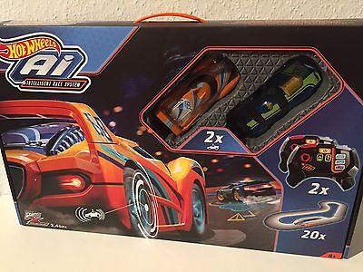 Mattel Hot Wheels A.I. Intelligent Race-System 2,4 GHz - Neu !! FBL83
