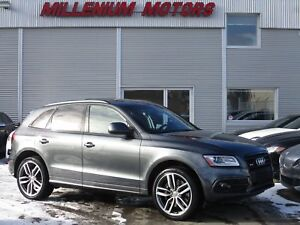 2015 Audi SQ5 3.0T TECHNIC / NAVI / B.CAM / SUNROOF