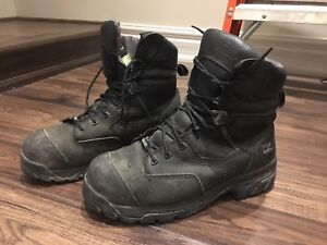 Timberland safety boots size 13