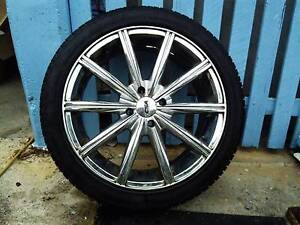 """17"""" Mags Wheels and Tyres and Bolts. Holland Park Brisbane South West Preview"""