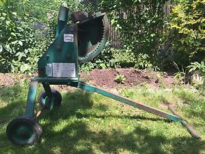 Industrial Greenlee Textron Pipe Mechanical Bender 1801