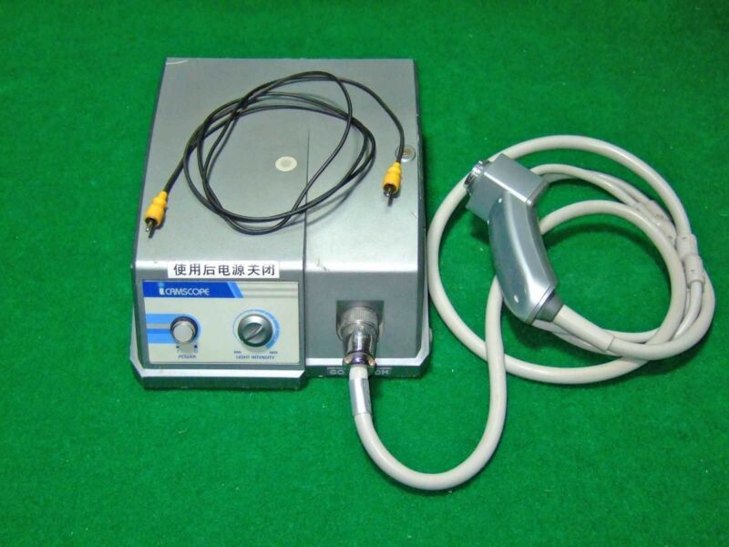 Sometech Dr Camscope Imaging System