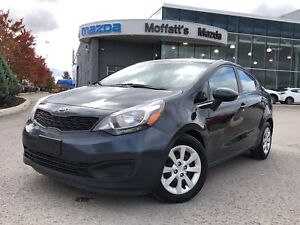 2014 Kia Rio LX+ 1.6L PERFECT FUEL EFFECIENT SMALL CAR!