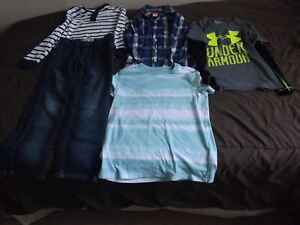 Boys size 6-7, size 7 and size 7-8 clothing