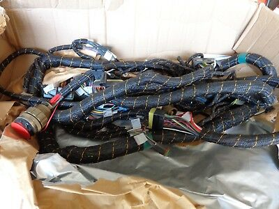 New Oem Caterpillar 120m Motor Grader Harness Caterpillar 3343889 Wiring Harness
