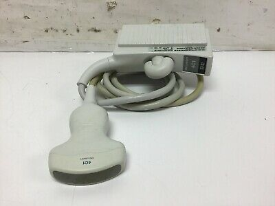 Siemens Acuson 4c1 Convex Ultrasound Transducer Probe 08258525