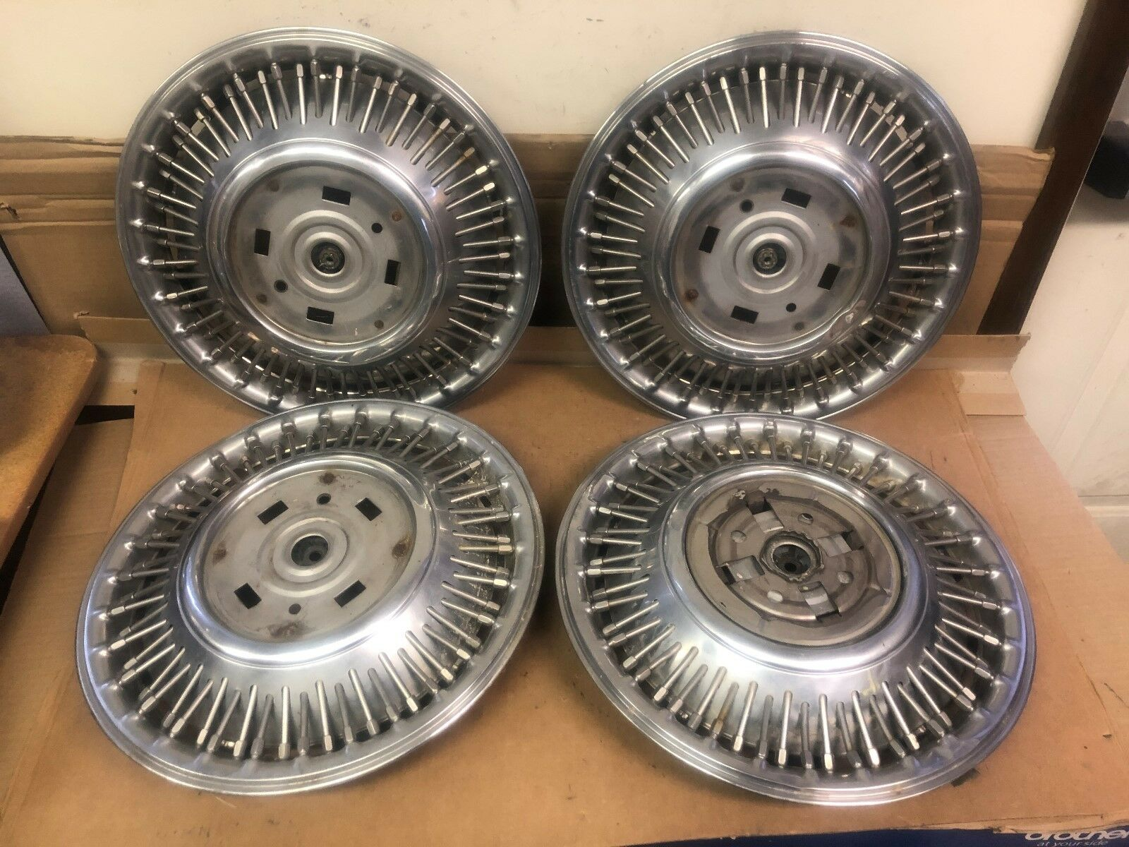 Used 1980 Chrysler New Yorker Hub Caps for Sale