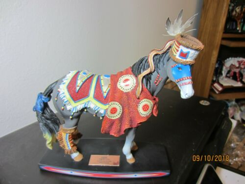 HORSE OF A DIFFERENT COLOR - HIDATSU CHIEF