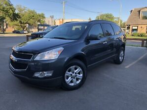 2011 Chevrolet Traverse LS 1 owner Clean CarFax