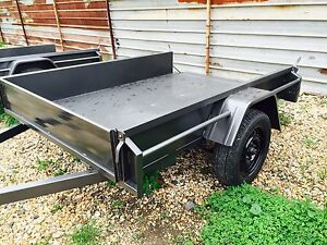 7'x5' Heavy Duty Trailer: Saturn: (Stock avail 5) Somerton Hume Area Preview